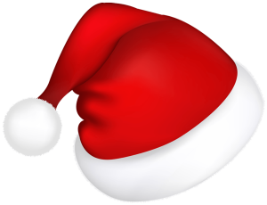 4-christmas-santa-claus-red-hat-png-image